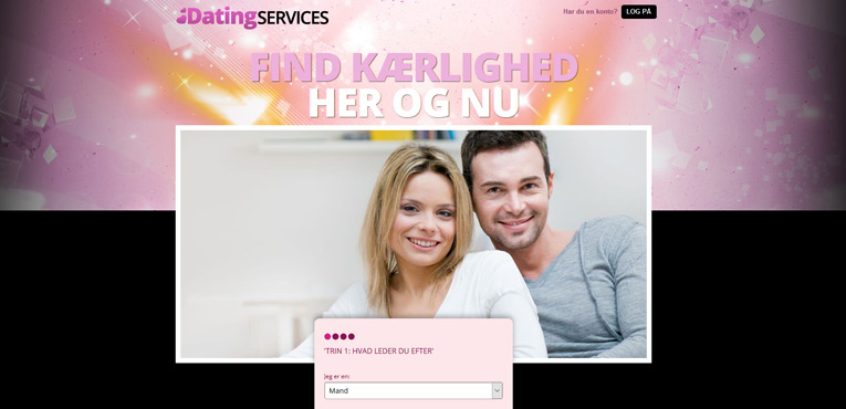 Dating Services Danmark