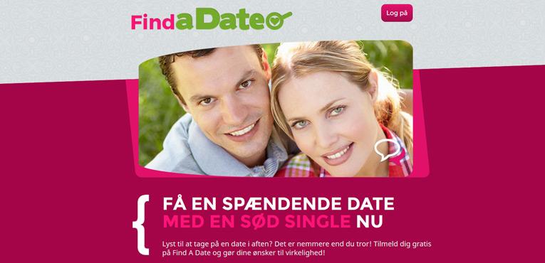 prono dk find en date